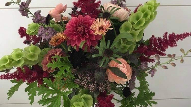 michelle king flowers